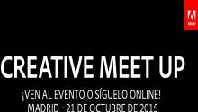 ADOBE – MADRID CREATIVE MEET UP