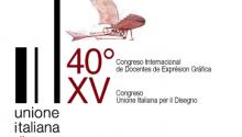 40° Congreso Internacional de Docentes de Exprésion Gráfica XV Congreso della Unione Italiana per il Disegno MILAN  13 | 14 | 15 septiembre 2018