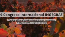 "29 Congreso Internacional INGEGRAF ""The Digital Transformation in the Graphic Engineering"""